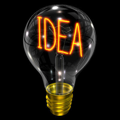 Light globe idea